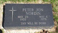 Peter Jon Nordin