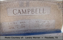 Laura Mae <I>Scott</I> Campbell