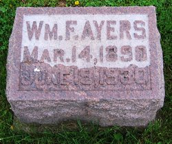 "William Frederick ""Fred"" Ayers"