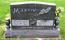 Anna Lee <I>Vaughn</I> Martin