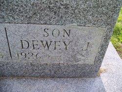 Dewey J. Bradford