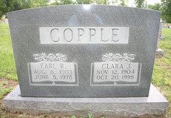 Clara Jane <I>Pierce</I> Copple