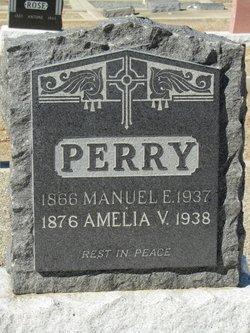 Manuel E Perry