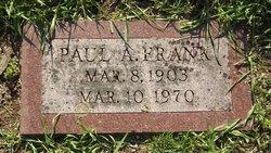Paul A. Frank