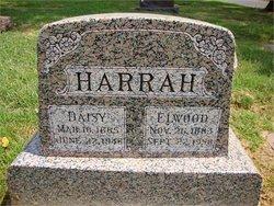 Daisy Elizabeth <I>Miller</I> Harrah