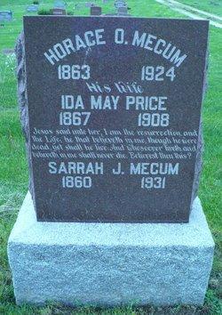 Ida May <I>Price</I> Mecum