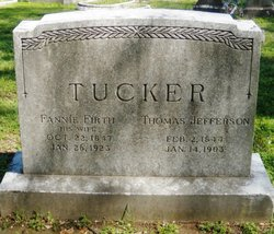 Thomas Jefferson Tucker