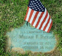 William Francis Rickard