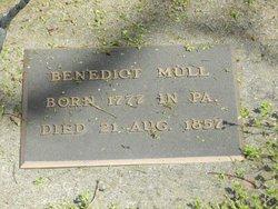 Benedict Mull