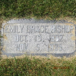 Emily Grace <I>Stringer</I> Bishop