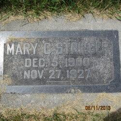 Mary Stringer