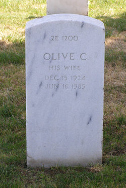 Olive C Ainsworth