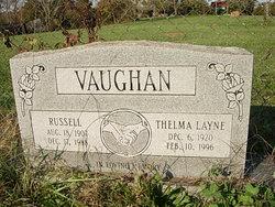 Thelma Layne Vaughan