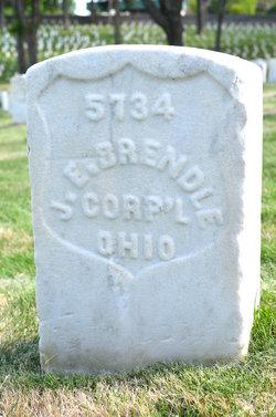 Corp Joseph E. Brendle