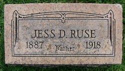 Jesse David Ruse