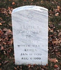 Leslie Leon Crowell