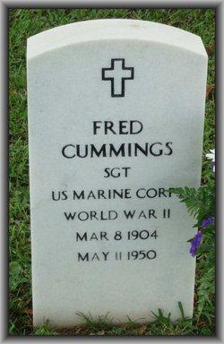 Fred Cummings