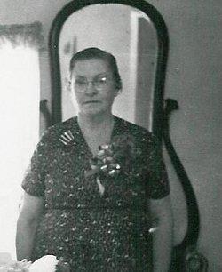 """Samantha Jane """"Mattie"""" <I>Black</I> Glasscock"""