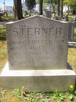 Alice Sterner