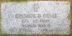 George Darwin Deyo