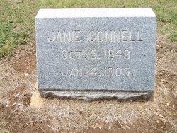 """Nancy Jane """"Janie"""" <I>Howlett</I> Connell"""