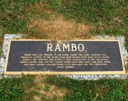 Rev Kinchin Rambo