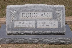Florence Virginia <I>Bauchman</I> Douglass