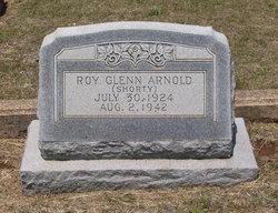 """Roy Glen """"Shorty"""" Arnold"""