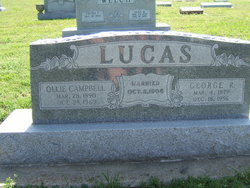 George Rayford Lucas