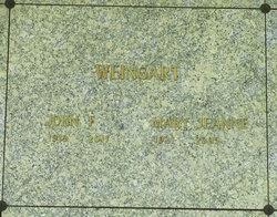 John F Weingart