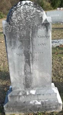 Sarah Ann <I>Murray</I> Shipley