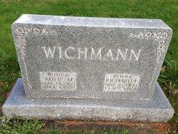 Ahlie M <I>Papendorf</I> Wichmann