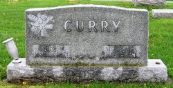 "M. Eulalia ""Eulalia"" <I>Trammel</I> Curry"