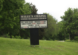 Wilees Chapel United Methodist Cemetery