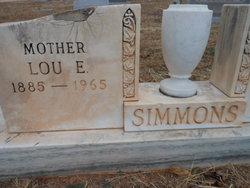 Lou E. Simmons