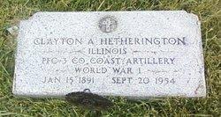 Clayton Arlington Hetherington