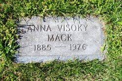 Anna <I>Visoky</I> Mack