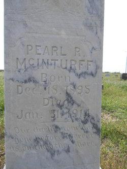 Pearl R McInturff