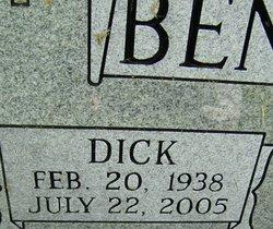 "Richard Clinton ""Dick"" Benfield"