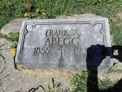 Frank Xavier Abegg