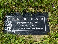 Beatrice Elsie <I>Lovell</I> Heath