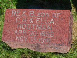 Rex B Hootman