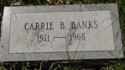 Carrie Ethel <I>Brumbaugh</I> Banks