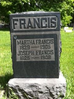Martha <I>Gibbs</I> Francis
