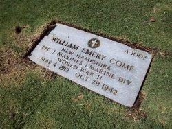 PFC William Emery Come