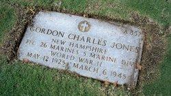 PFC Gordon Charles Jones