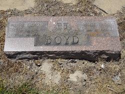 Minnie <I>Clements</I> Boyd