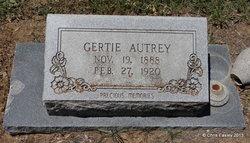 Gertie Mae <I>Johnson</I> Autry