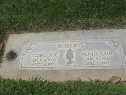 Carl Joe Roberts