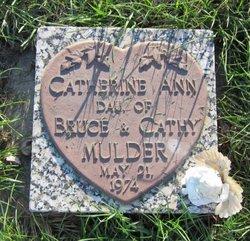 Catherine Ann Mulder